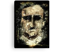 Edgar Poe Canvas Print