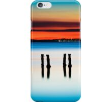 Sunset at Clifton Springs iPhone Case/Skin