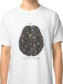 Your Brain On Video Games  Classic T-Shirt