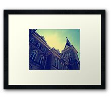 Alma College 2 Framed Print