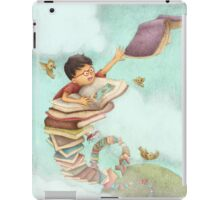 Jack and the Book-Stalk iPad Case/Skin