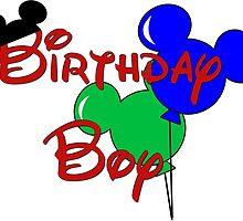 Balloon Birthday Boy by instinCKt