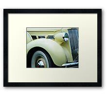 Packard Framed Print