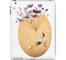 Magical Balloon Books iPad Case/Skin