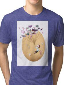 Magical Balloon Books Tri-blend T-Shirt