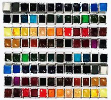 Paintbox Set by EllieDahlena