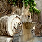 One of Rome´s Fountains by HELUA