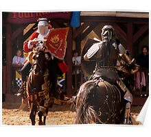 The Joust Poster