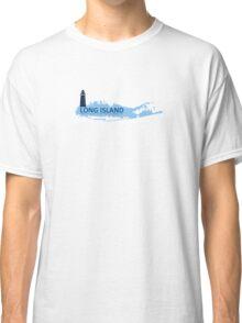 Long  Island - New York. Classic T-Shirt