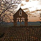 The Bells Of Santa Croce  by Al Bourassa