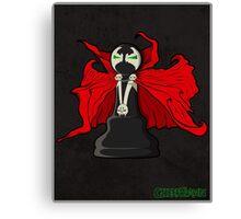 Chesspawn. Canvas Print