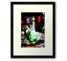 A Deadly Scent Framed Print