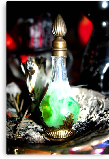 A Deadly Scent by Lividly Vivid