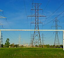High voltage on soccer fields by coralZ