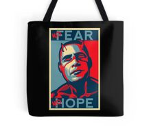 A man with no fear... Tote Bag
