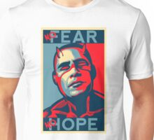 A man with no fear... Unisex T-Shirt