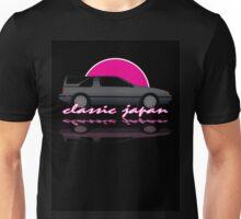 Classic Japan - Nissan Exa Sportbak Unisex T-Shirt