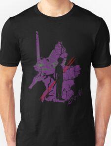 Evangelion Unit-01 Unisex T-Shirt