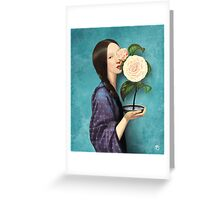 Mayflower Greeting Card