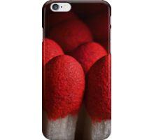 Red Heads iPhone Case/Skin