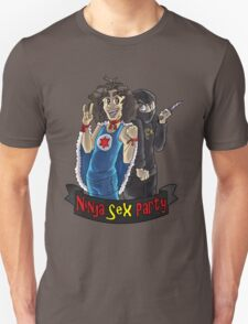 NSP Ready to Rock T-Shirt
