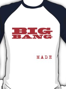 BigBang Made T-Shirt
