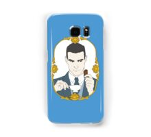 SHERLOCK - Tea Time for Sherlock - Jim Moriarty Samsung Galaxy Case/Skin