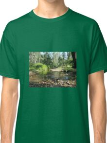 THE CREEK AT THE RIVER Classic T-Shirt