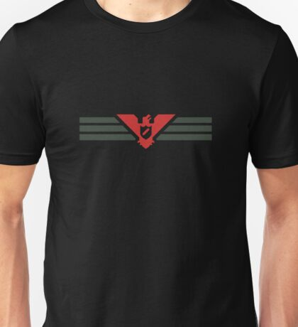 Papers Please Arstotzka Unisex T-Shirt