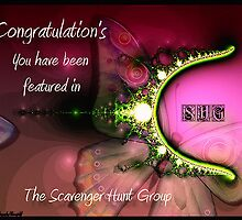 The Scavenger Hunt Group Featured Banner Challenge by bamagirl38