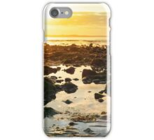 calm at rocky beal beach iPhone Case/Skin