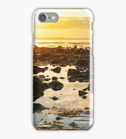 calm at rocky beal beach iPhone Case/Skin