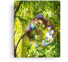 Crystal Portals 2 Canvas Print