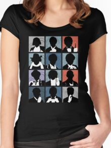 I Am The Doctor Women's Fitted Scoop T-Shirt
