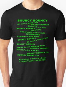 Mighty Boosh - Bouncy Bouncy Unisex T-Shirt