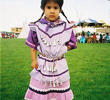Pretty Little Jingle Dancer by Judith Hayes