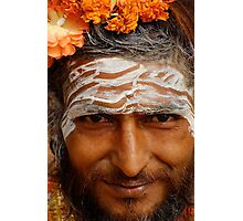 Saddhu Photographic Print