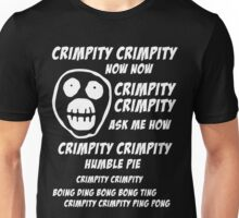 Mighty Boosh - Crimpity Crimpity Unisex T-Shirt