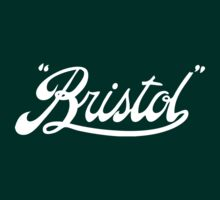 Bristol Aircraft Company Logo (White) by warbirdwear