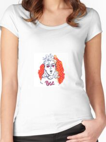 BAE Women's Fitted Scoop T-Shirt