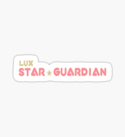 Magical Girl Lux Sticker