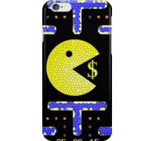 PACMAN WINS iPhone Case/Skin