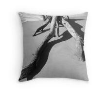 Driftwood Beauty Throw Pillow