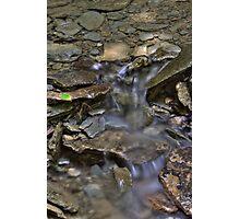 Pearl Ravine #3 Photographic Print
