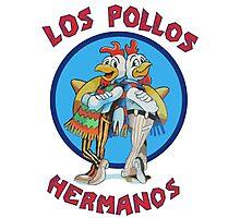Los Pollos BB Photographic Print