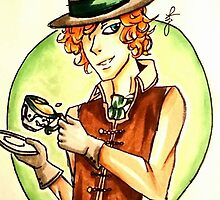Mad Hatter  by liaquazul