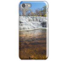 Cascading Thistlethwaite Falls - Indiana iPhone Case/Skin