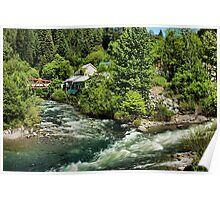 Downieville Poster