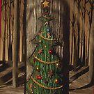 Christmas Tree by huckblade