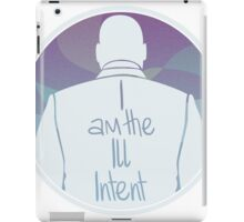Ill Intent iPad Case/Skin